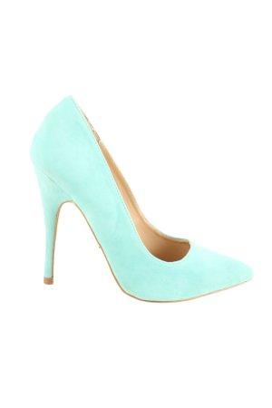 Victoria's Secret High Heels türkis Casual-Look