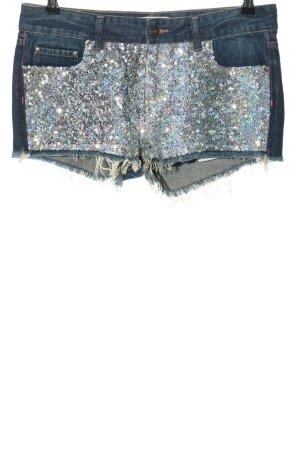 Victoria's Secret Denim Shorts blue casual look