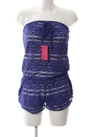Victoria's Secret Jumpsuit blau Party-Look
