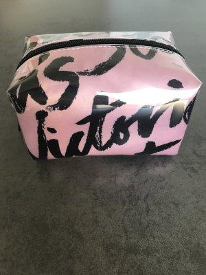 Victoria's Secret Bagaglio nero-rosa