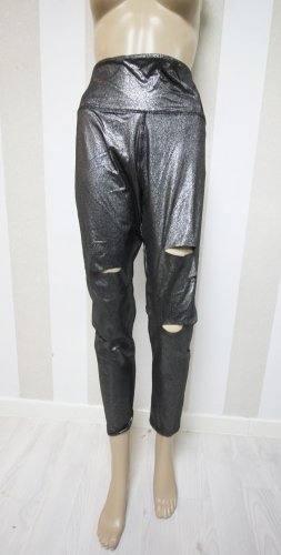 Victoria's Secret Legging zilver-grijs