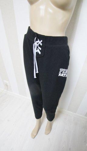 Victoria's Secret Legging wit-zwart