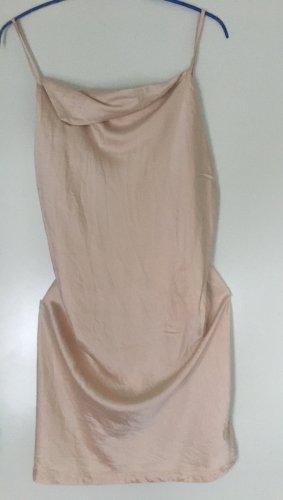 Victoria's Secret luxuriöser Seide Designer Dessous Negligé / Silk Slip Dress / Negligee / Sexy, schick, modern Fit. High Fashion Design! Victorias Nachthemd Nachtkleid 95€