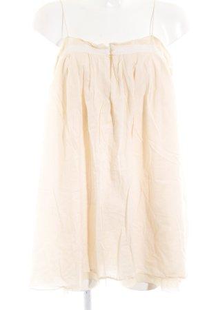 Victoria's Secret Minikleid creme-hellbeige Casual-Look