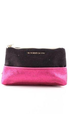 Victoria's Secret Mini Bag pink-black casual look