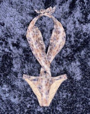 Victoria's Secret Monokini veelkleurig Polyamide