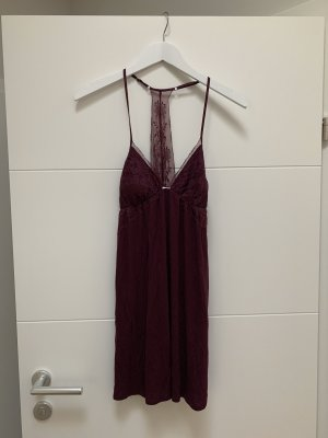 Victoria's Secret House-Frock brown violet
