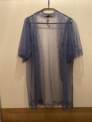 Pink Victoria's Secret Negligé azul celeste-azul aciano