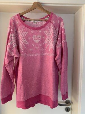 Pink Victoria's Secret Maglione oversize rosa