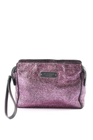 Victoria's Secret Trousse à maquillage violet-noir élégant