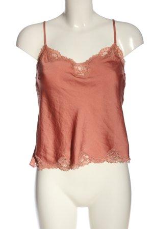 Victoria's Secret Spaghettibandtopje roze casual uitstraling