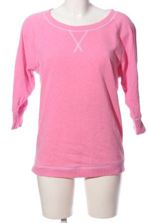 Victoria's Secret Felpa rosa stile casual