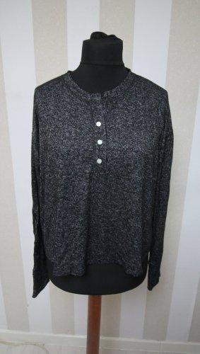 Victoria's Secret Sweatshirt gris-gris foncé
