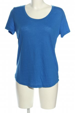 Victoria's Secret T-Shirt blau Casual-Look