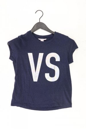 Victoria's Secret T-Shirt Größe XS Kurzarm blau