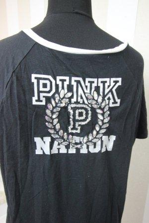 Victoria´s Secret T-Shirt Pailletten Shirt top L