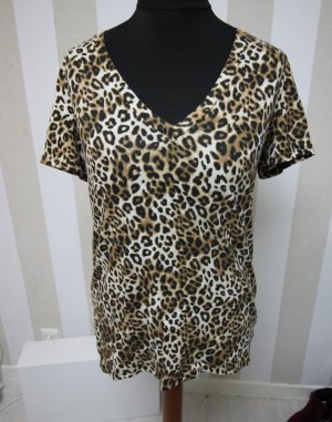 Victoria´s Secret T-Shirt Top Leopard Animal L  40 42