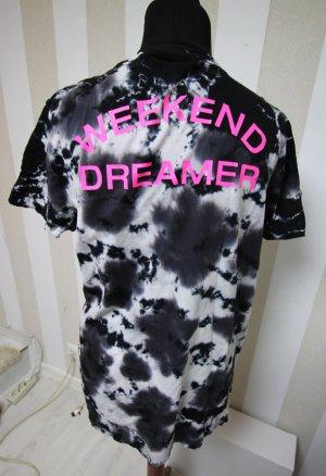 Victoria´s Secret T-Shirt Top Statement Batik L