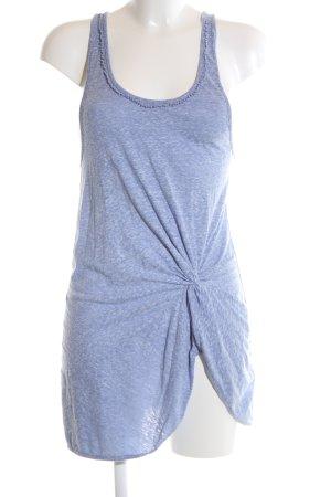 Victoria's Secret Trägertop blau meliert Casual-Look