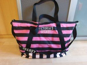 Pink Victoria's Secret Borsa da weekend rosa