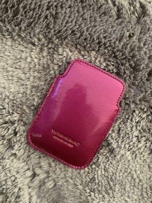 Pink Victoria's Secret Kaartetui framboosrood-magenta