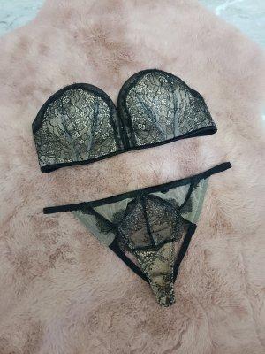 Victoria's Secret Ensemble de lingerie noir