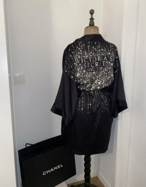 Pink Victoria's Secret Kimono zwart-goud Oranje