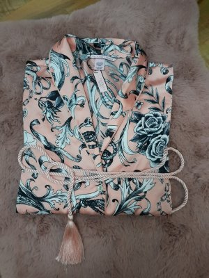 Victoria Secret Satin Pyjama Nachthemd seidenbluse