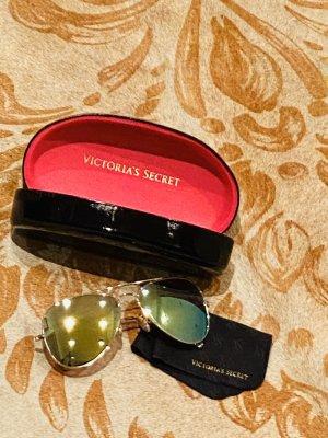 Victoria's Secret Gafas de piloto color oro