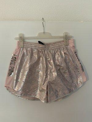 Pink Victoria's Secret Pantaloncino sport multicolore