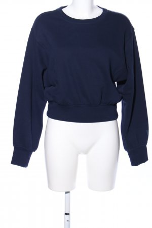 Victoria's Secret Sweatshirt blau Casual-Look