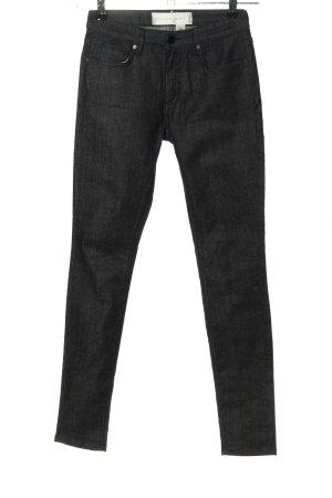 Victoria  Victoria Beckham Pantalon cinq poches noir style décontracté