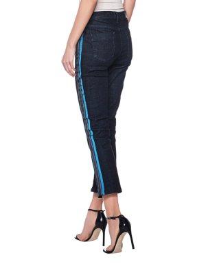 Victoria Beckham Jeans bootcut bleu foncé