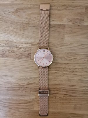 Victoria Analog Watch rose-gold-coloured
