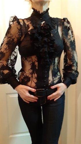 Victorianische Bluse