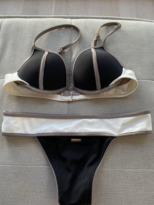 Victoria's Secret Bikini white-black