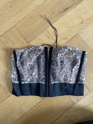 Victoria's Secret Corsage rose chair-noir