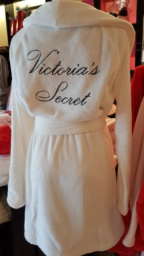 Victoria's Secret Bathrobe white