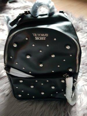 Victoria's Secret Crossbody bag black-silver-colored