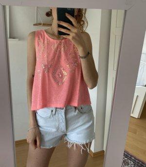 Victorias Secret Neonpink Top