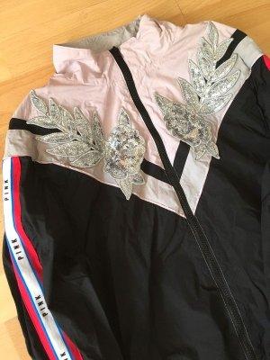 Victorias Secret Pink Jacke mit patches