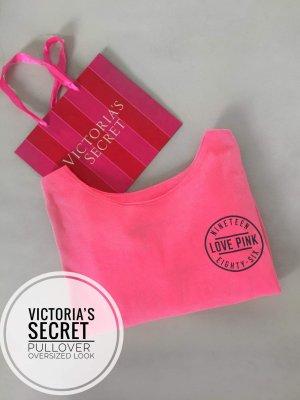 Pink Victoria's Secret Maglione oversize rosa-rosa