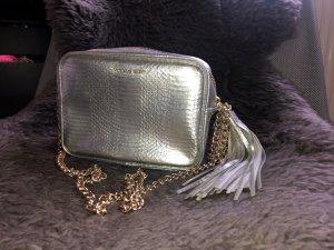 Victorias Secret Tasche in Silber