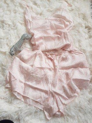 Victoria's Secret Camisole wit-rosé