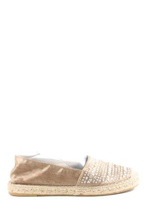 Vidorreta Espadrille sandalen bruin casual uitstraling