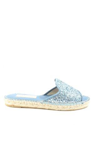 Vidorreta Espadrilles-Sandalen blau Casual-Look