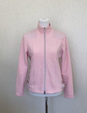 Golfino Fleece Jackets light pink-pink polyester