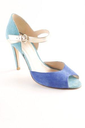Vigneron High Heel Sandaletten Colourblocking Party-Look