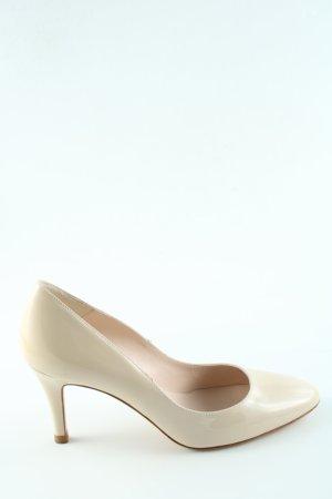 Vigneron High Heels creme Casual-Look