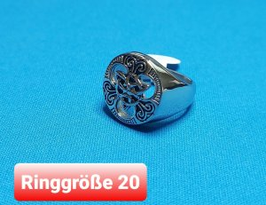 SmD Statement Ring silver-colored